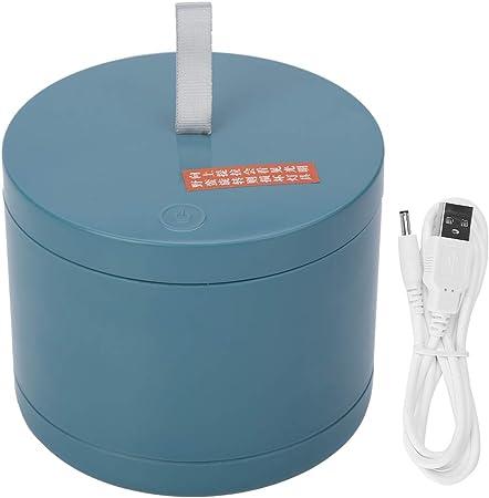 Luz de Noche con Carga USB, Caja de Regalo con luz de Luna Lámpara de Mesa LED de elevación Atenuación Luz de Noche con Carga USB para Regalo(2#): Amazon.es: Hogar