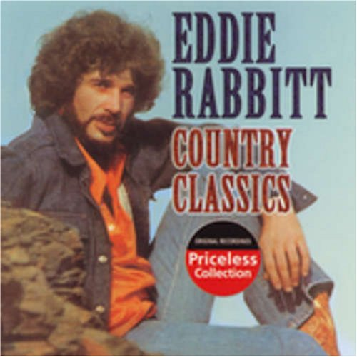 CD : Eddie Rabbitt - Country Classics (CD)