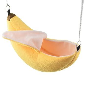 FLAdorepet Banana Hammock Bed