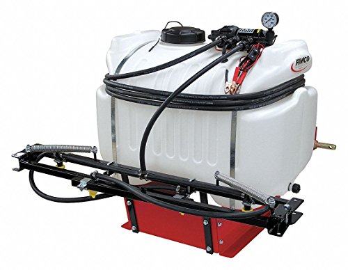 40-Gallon 3 Point Hitch Mounted Sprayer
