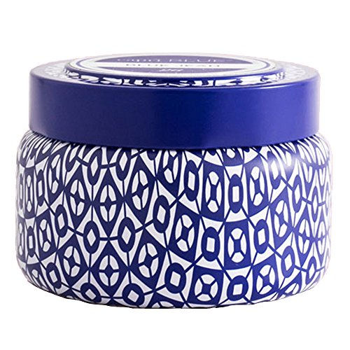 Capri Blue Volcano Printed Travel Tin Candle, 8.5 (Happy Scented Cologne)