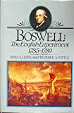 img - for Boswell: The English Experiment, 1785-89 (Yale Editions of the Private Papers of James Boswell) book / textbook / text book