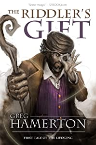 The Riddler's Gift by Greg Hamerton ebook deal