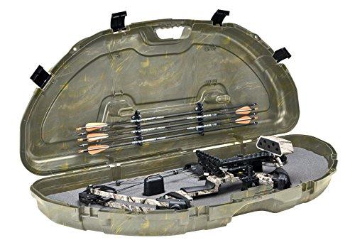(Plano Compact Bow Case - Camo)
