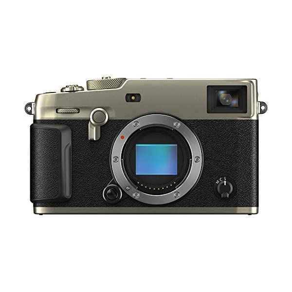RetinaPix Fujifilm X-Pro3 26 MP Mirrorless Camera Body Only - Dura Silver