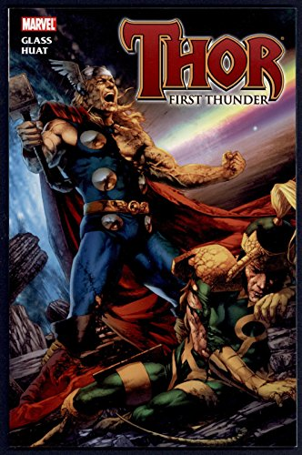 Thor First Thunder New Trade Paperback TPB Graphic Novel Marvel Comics