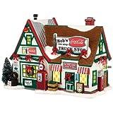 Coke Bob's Truck Stop Village: Coca Cola Lighted Building Christmas Decor