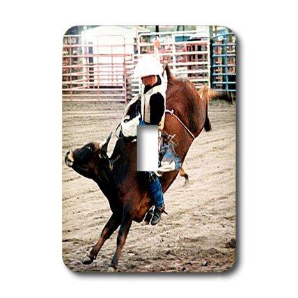 3d Rose 3dRose LLC lsp_727_1 Hang On Cowboy, Single Toggl...
