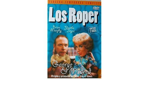 Los Roper (3ª temporada) [DVD]: Amazon.es: Yootha Joyce, Nicholas Bond-Owen, Avril Elgar, Sheila Fearn, Norman Eshley, Brian Murphy, Peter Frazer-Jones: ...