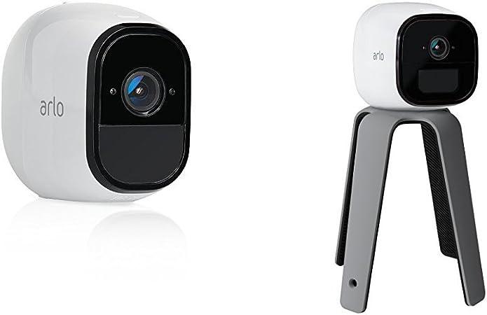 Arlo VMC4030-100EUS Netgear Pro HD - Cámara adicional de seguridad ...
