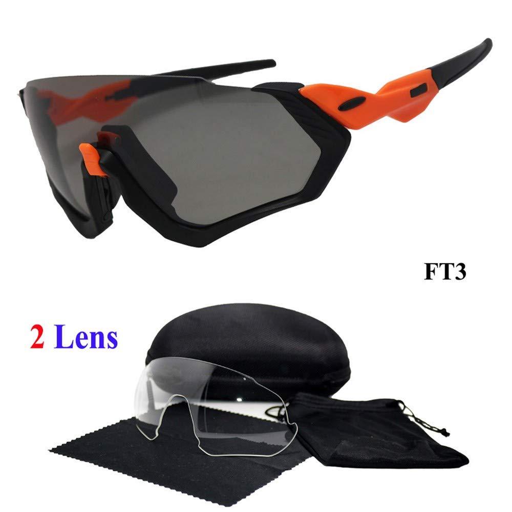 FUXIAOCHEN Männer Frauen 2018 Radfahren Brille Fahrrad Brille Sport Radfahren Sonnenbrillen Outdoor Radfahren Brillen