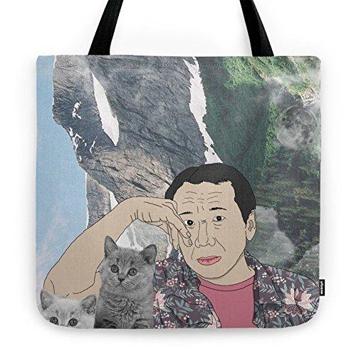 Murakami Tote Bag - 1