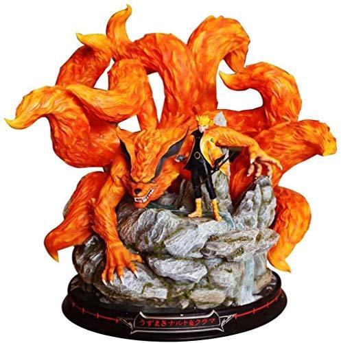 LWH-MOU-Naruto-Uzumaki-Naruto-Figura-de-accin-Kyuubi-Figma-Kurama-9-8-Pulgadas