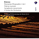 Enescu: Romanian Rhapsodies 1 & 2 / Poeme roumain / Symphonie concertante / 3 Suites for Orchestra