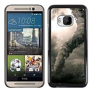 "For HTC One ( M9 ) , S-type Planta Naturaleza Forrest Flor 64"" - Arte & diseño plástico duro Fundas Cover Cubre Hard Case Cover"