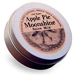 Make Your Own Apple Pie Moonshine: With our Apple Pie Moonshine Spice Mix kit you can make up to 3 quarts of your very own delicious apple pie shine, overnight. To make this spice kit we searched through dozens and dozens of apple pie moonshi...