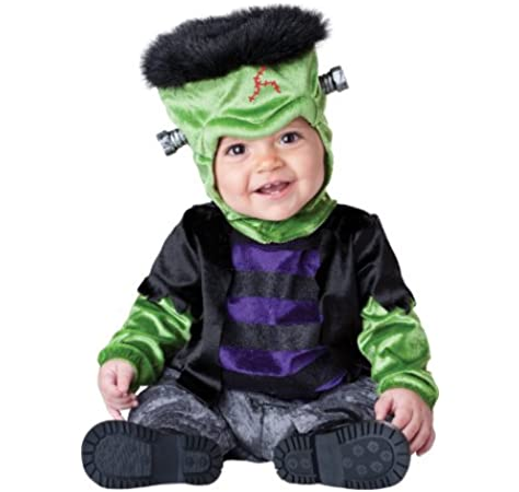 Amazon Com Incharacter Monster Boo Infant Toddler Costume Clothing