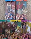 Barbie BEVERLY HILLS 90210 Doll SET of 5 w Donna Martin, Kelly Taylor, Brandon Walsh, Brenda Walsh & Dylan McKay (1991)