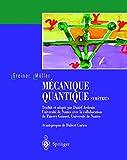 Mécanique quantique : Symétries
