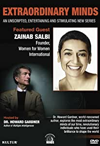 Zainab Salbi: Extraordinary Minds