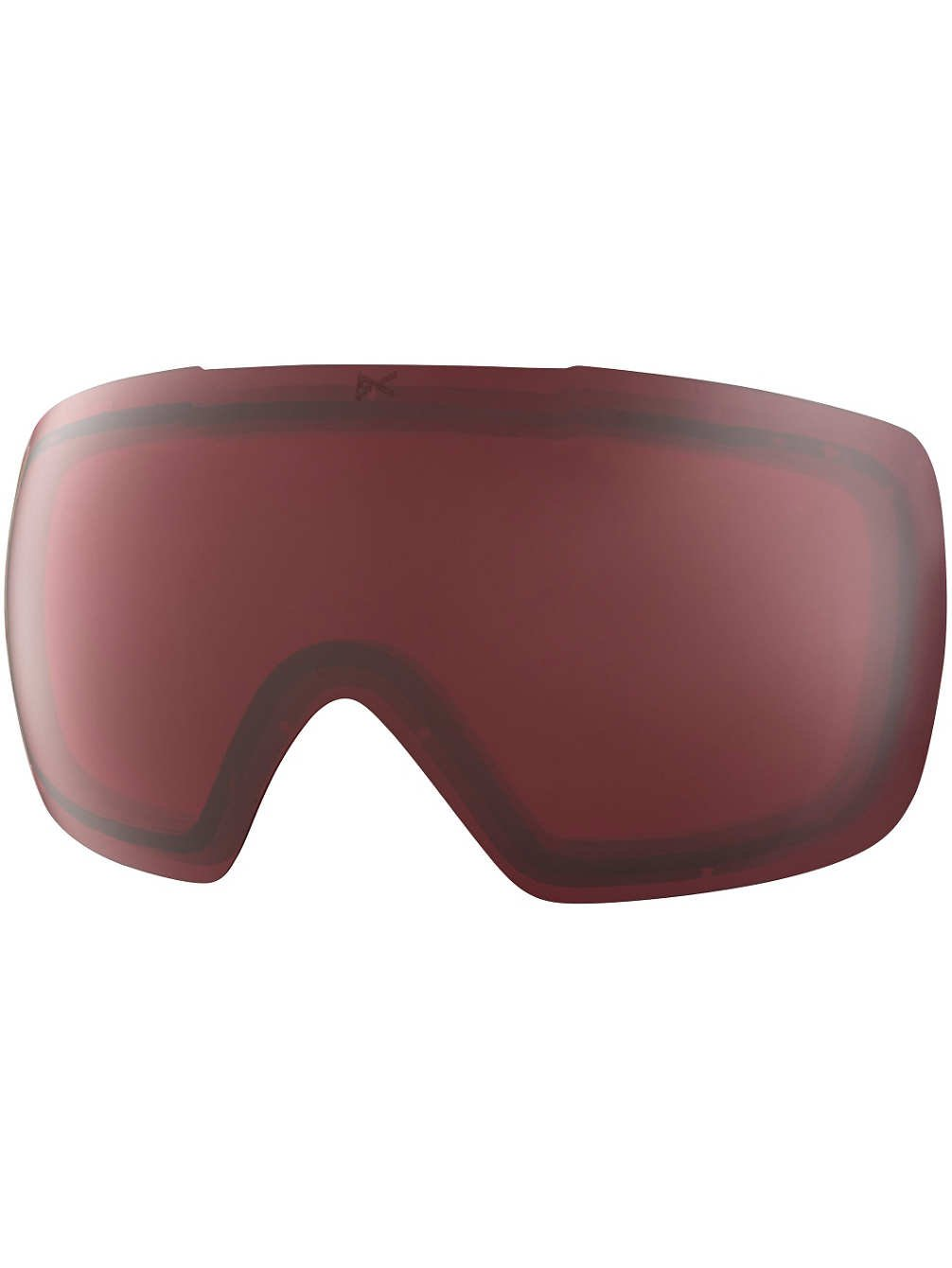 Anon Mig Snow Goggle Replacement Lens Silver Rose 35% VLT