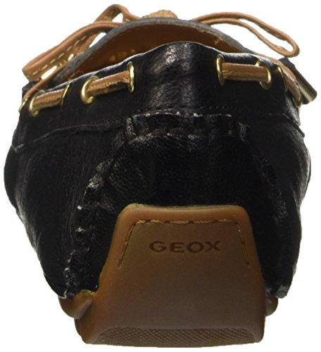 GEOX Slipper Damenschuhe size 36 CLELIA Mokassin D621PA amp; C9244 043BN xwxrgqB