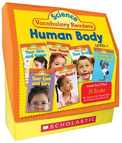 Science Vocabulary Readers Set: Human