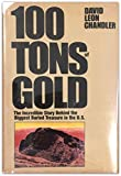 the treasure of victoria peak - One hundred tons of gold
