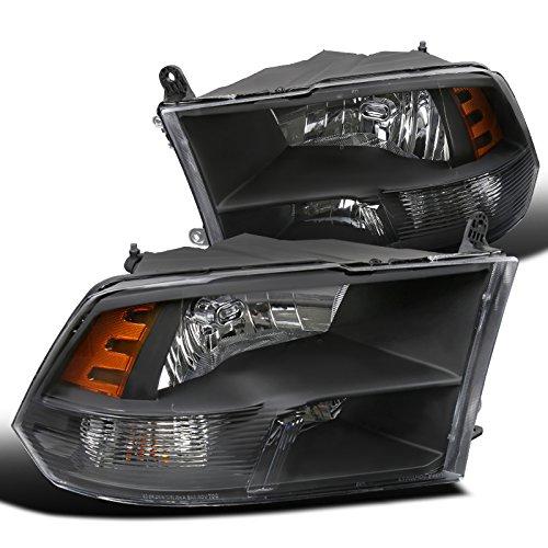 Spec D Tuning 2LH DGP09JM Q RS Black Headlight