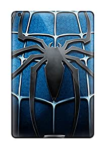 TubandaGeoreb Scratch-free Phone Cases For Ipad Mini- Retail Packaging - Pure Spiderman 4