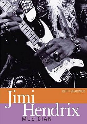 Jimi Hendrix: Musician (compact reader edition) (Backbeat Reader) [Keith Shadwick] (Tapa Blanda)