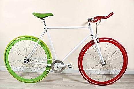 Bicicletta Uomo Fixed Scatto Fisso Italia Amazonit Sport E Tempo