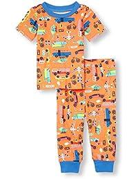 Baby Boys 2-Piece Pajama Set