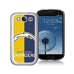 Designer NFL San Diego Chargers Samsung Galaxy S3 I9300 Case For NFL Fans By zeroCase