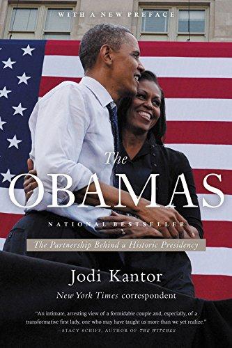 The Obamas by Jodi Kantor