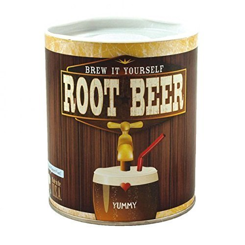 Brewing Root Beer - Copernicus - Brew it Yourself - Root Beer Kit