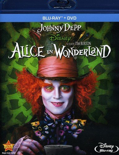 Alice In Wonderland [Blu-ray] (Best French Fries In The World)