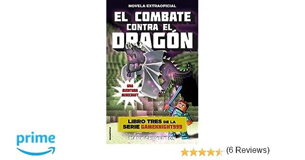 El combate contra el dragón: Una aventura Minecraft Junior ...