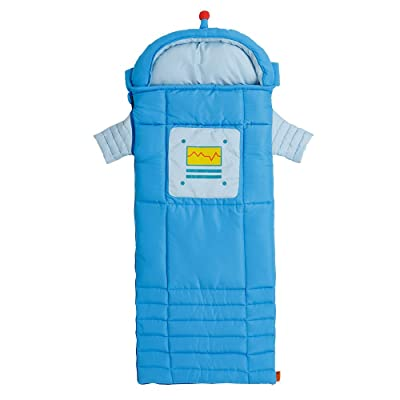 OZARK TRAIL Sparky The Robot Kids Sleeping Bag: Home & Kitchen