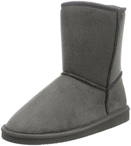 Grey Dk Donna 250 Boots Grigio Canadians Arricciati Stivali nFwOYqxU0
