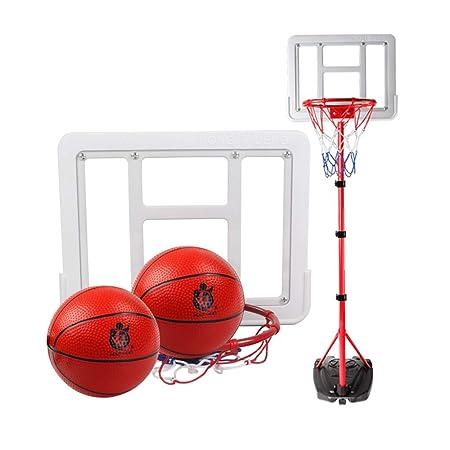 Ajustable Canasta Baloncesto, Aro De Baloncesto, con Los Deportes ...