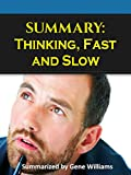 Summary: Thinking, Fast and Slow