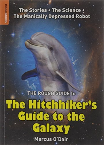 The Rough Guide to The Hitchhiker's Guide to the Galaxy (Rough Guide Reference) by Brand: Rough Guides