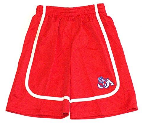 NCAA Officially Licensed Fresno State Bulldogs Boys Shorts (XXL 18)