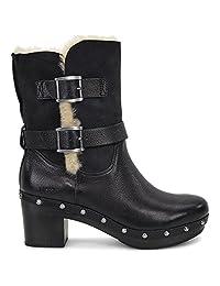 UGG Brea Women's Mid-Calf Platform Clog Boots