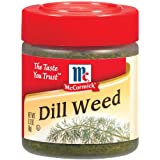 McCormick Dill Weed, 0.3 Ounce Unit