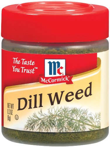 McCormick Dill Weed Ounce Unit