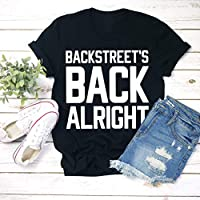 Backstreet's Back Alright Backstreet Gift Boys Concert Shirt, Gift For Fans Unisex T-shirt - Premium T-shirt - Hoodie - Sweater - Long Sleeve - Tank Top