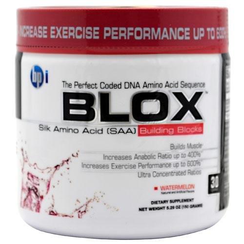 BPI suppléments diététiques Blox pastèque, 30 portions, 5,29 once