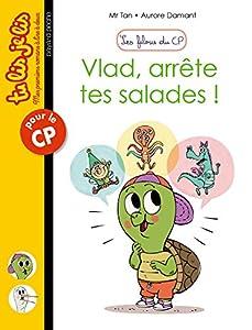 """Afficher """"Les filous du CP n° 3 Vlad, arrête tes salades !"""""""